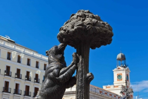 Madrid Walking Tour with Tapas