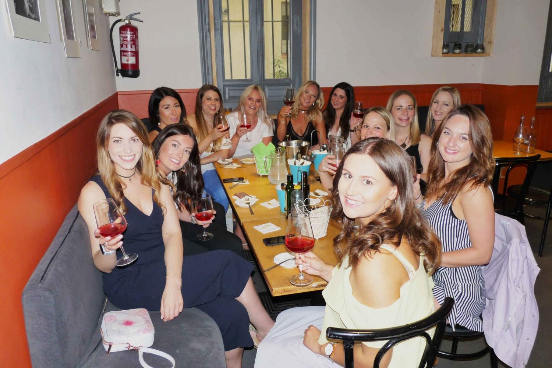 Madrid Wine Tasting, Flamenco Class, and Pub Crawl