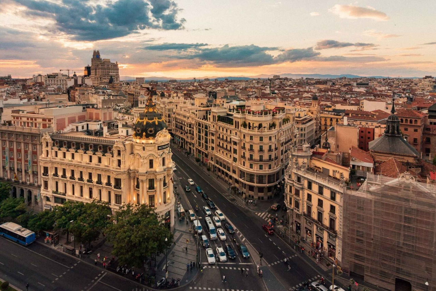 Madrid with a Local 1.5-Hour Private Tour