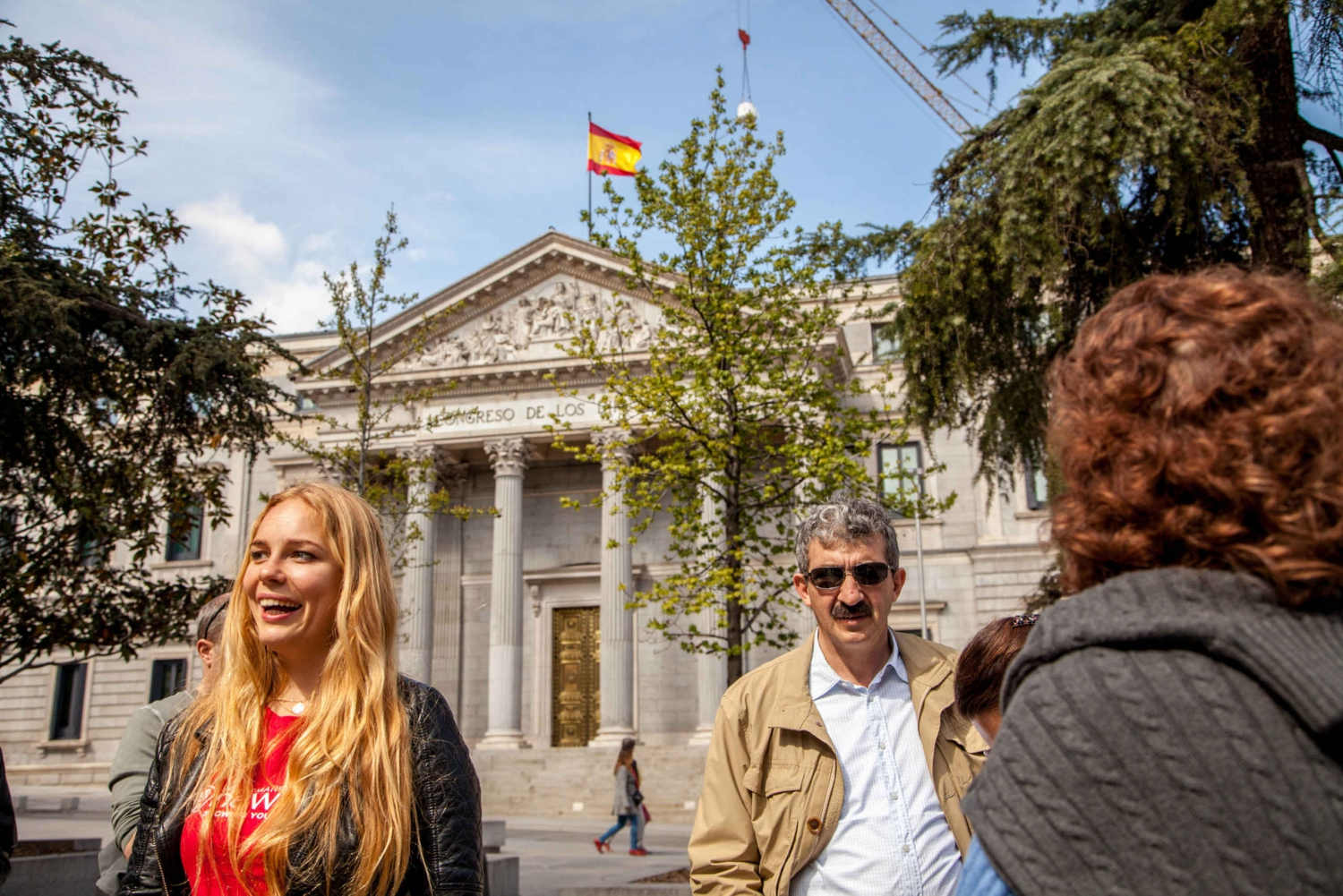 Majestic Madrid 2.5-Hour Walking Tour