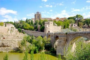 Monuments of Toledo Full-Day Tour from Madrid