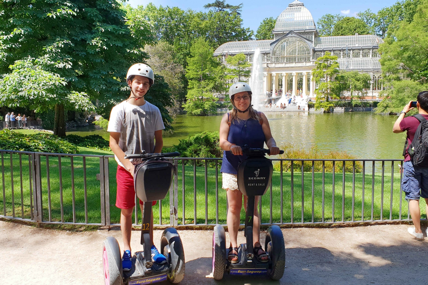 Original and Genuine Segway I2 Experience