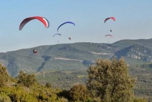 Paragliding Tandem Flight from Madrid