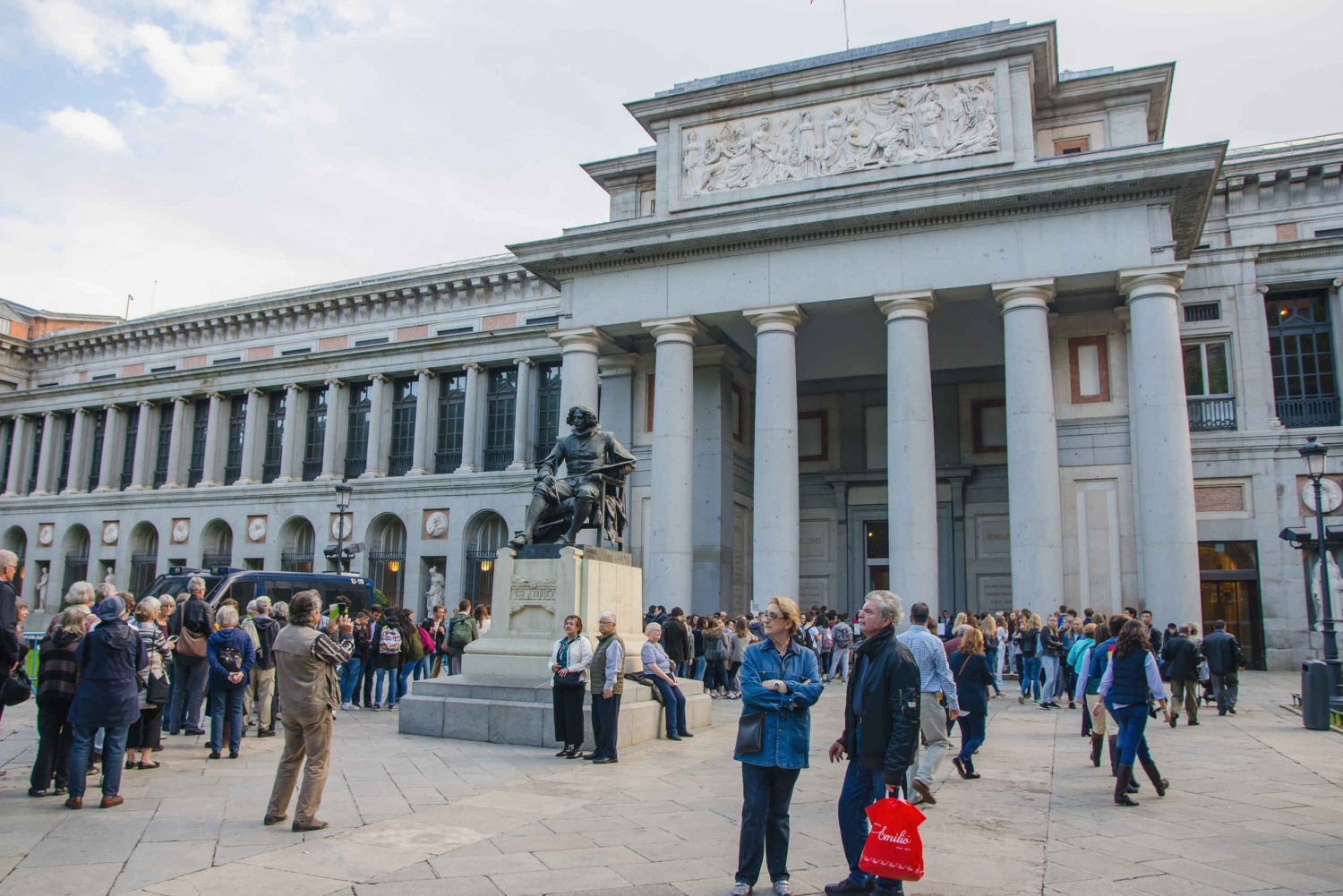 Prado Museum Family Tour Madrid