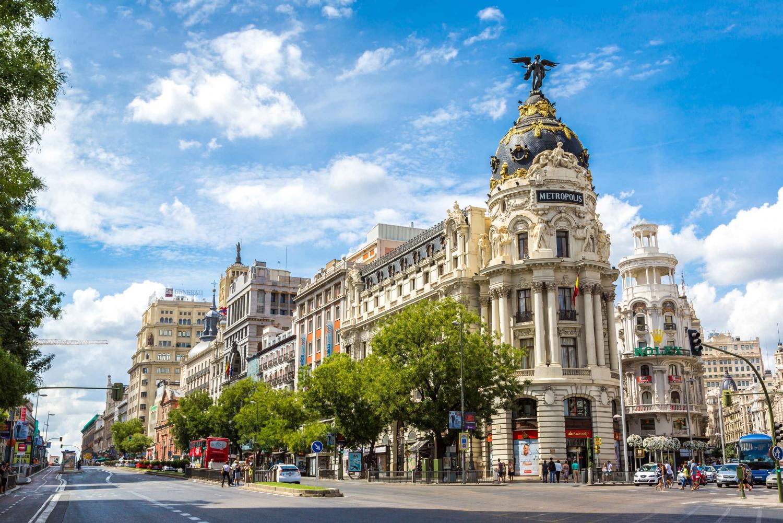 Private 4-Hour Wonders of Madrid Tuk-Tuk Tour
