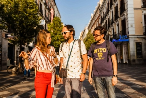 Private Customizable Madrid Tour With a Local