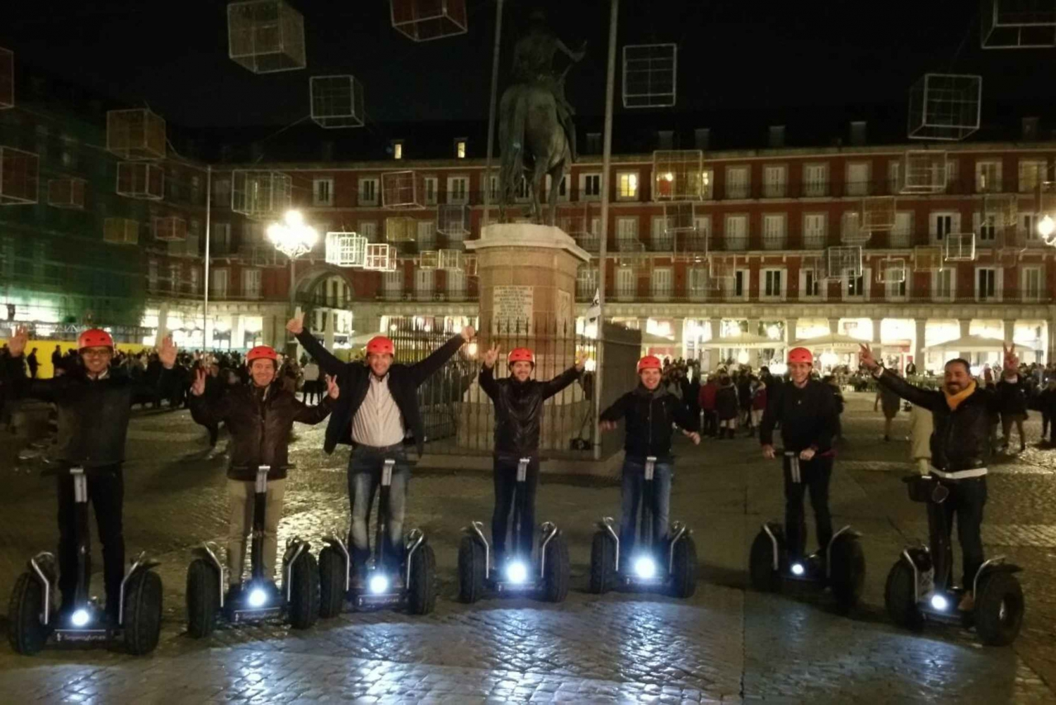 Private Evening Segway Tour - Last Tour of the Day