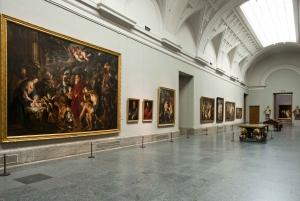 Private Guide & Transport to Prado Museum