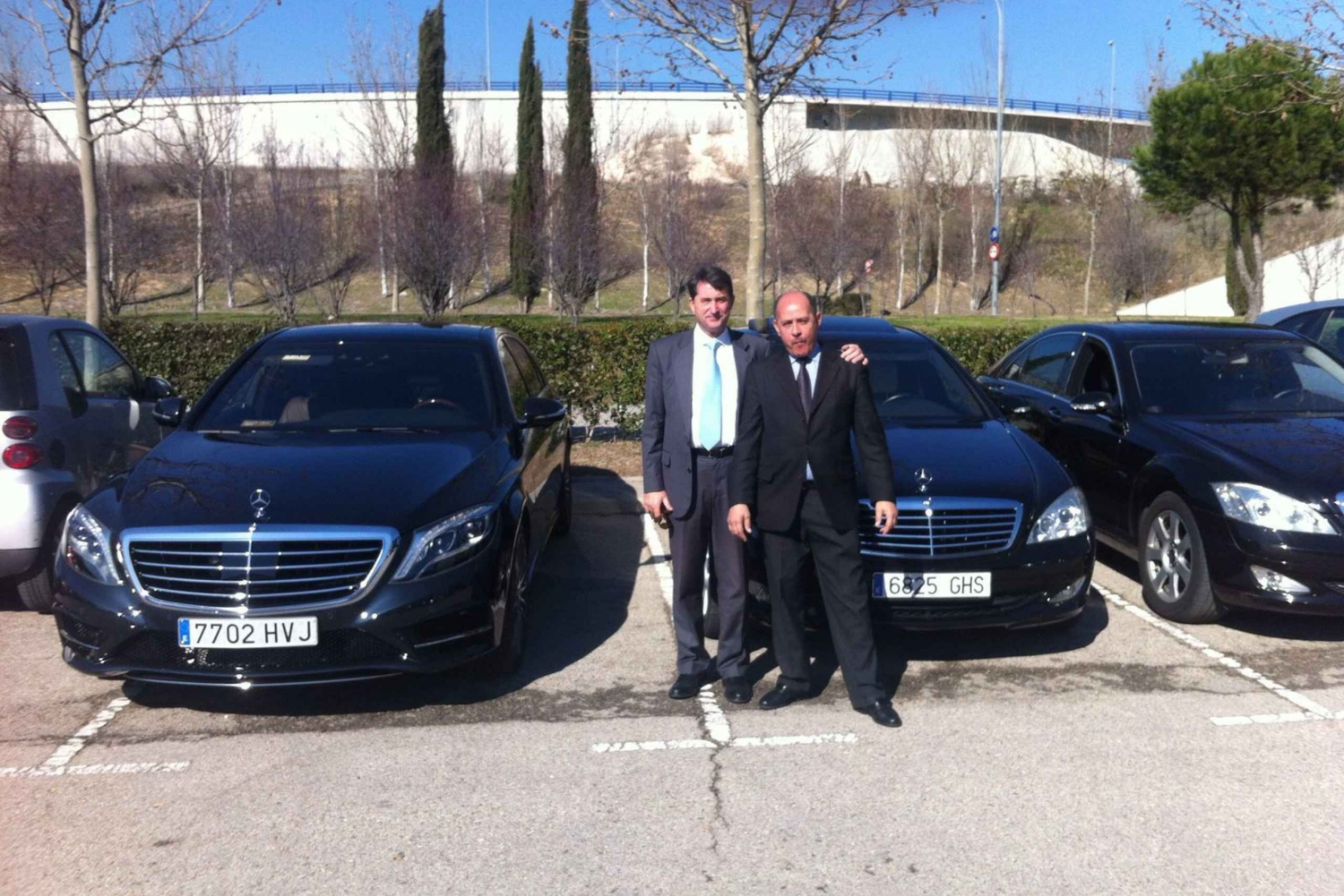 Private Panoramic Tour with Luxury Car
