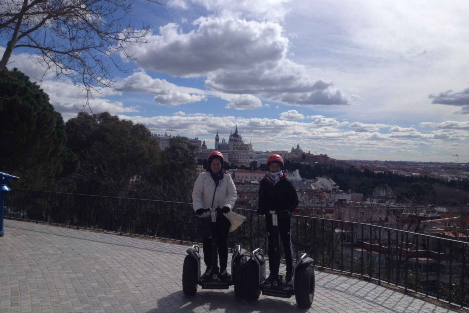 Private Sightseeing Segway Tour for 1, 2, or 3 Hours
