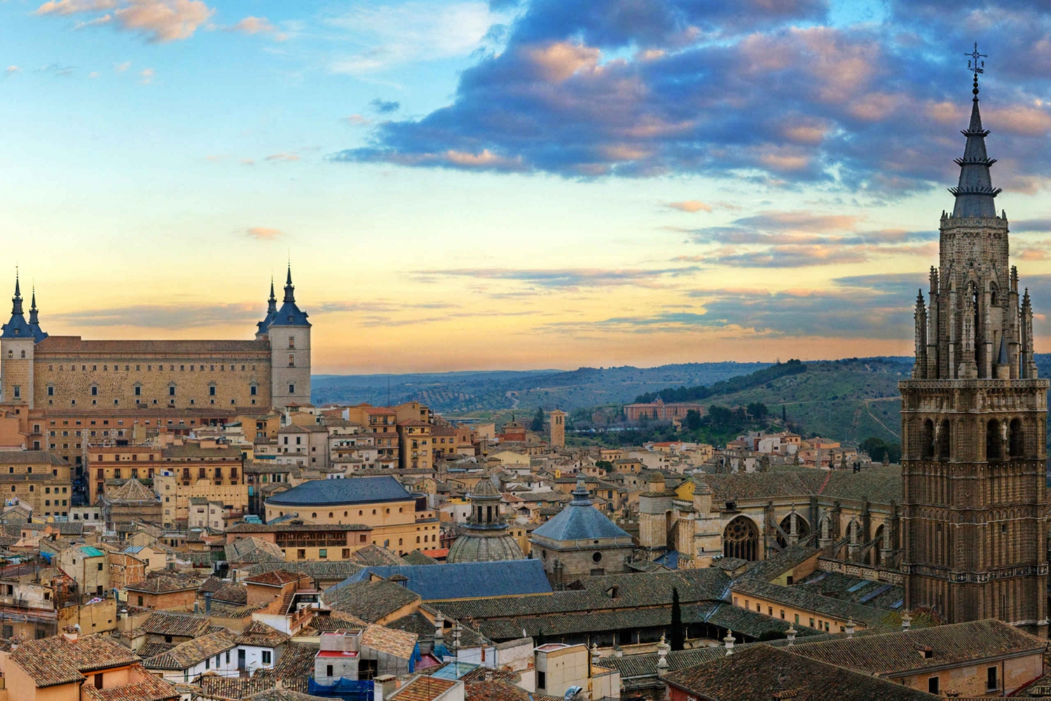 Private Toledo Tour from Madrid