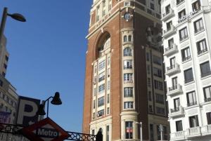 Private Tour: Lookout Points & Círculo Bellas Artes