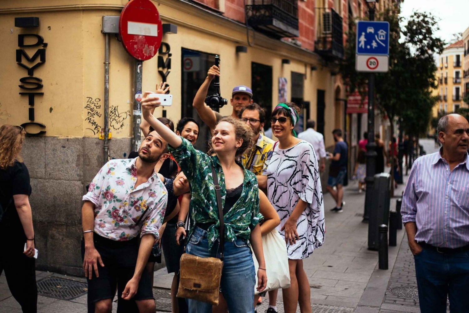 Private Tour of Madrid's Alternative Side with a Local Guide