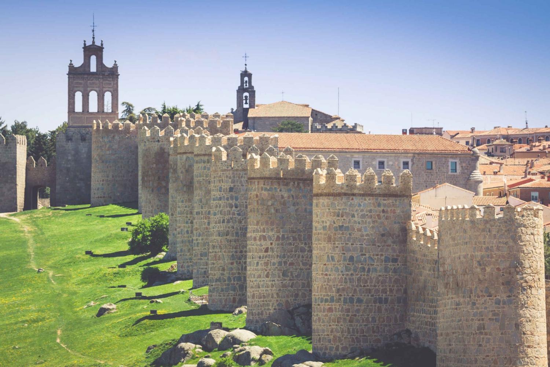 Private Tour to Avila and Salamanca
