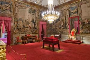 Royal Palace and Prado Museum Guided Tour