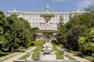 Royal Palace of Madrid Fast-Access Ticket