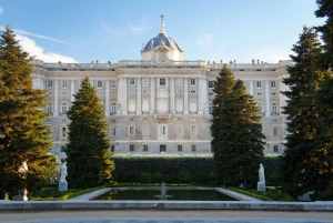 Royal Palace of Madrid Skip-the-Line Guided Tour