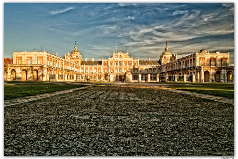 Royal Site of Aranjuez Half-Day Tour