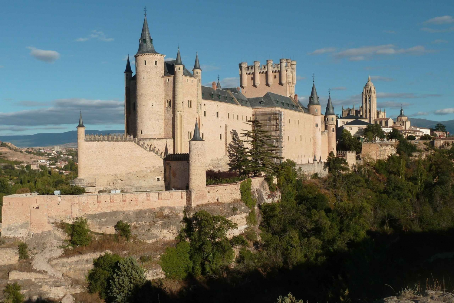 Segovia and Toledo Tour with Alcazar & Optional Cathedral