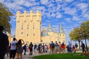 Segovia Tour with Toledo and El Escorial Options