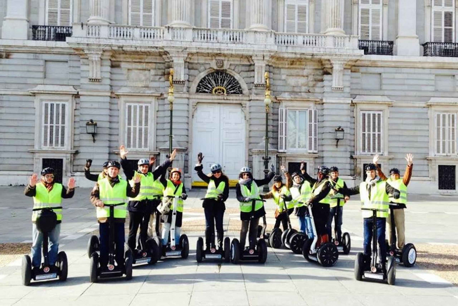 Segway Tour with Gourmet Tapas