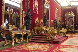 Skip-the-Line and Early-Entry Madrid Royal Palace Tour