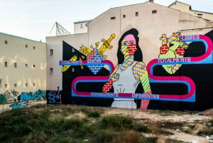 Street Art Tour with Local Graffiti Hunter