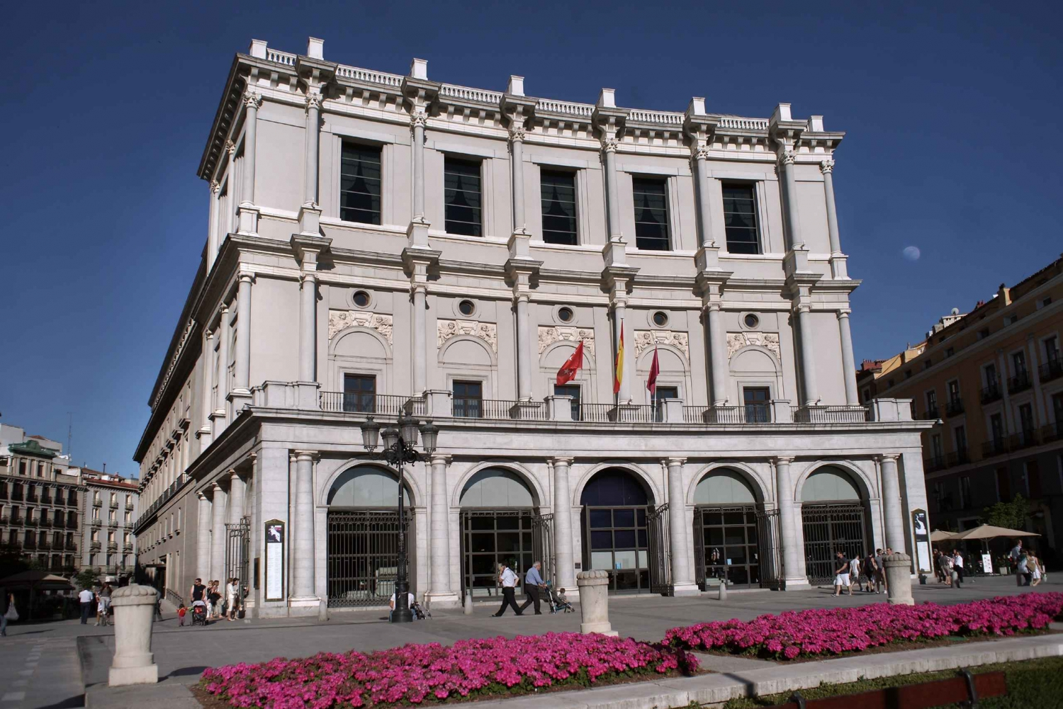 Teatro Real: Ticket and 1-Hour Audio Tour