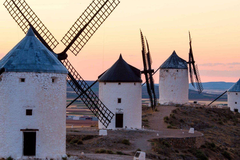 The Route of Don Quixote in Toledo