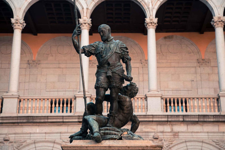 Toledo: Alcazar & National Army Musesum Guided Tour