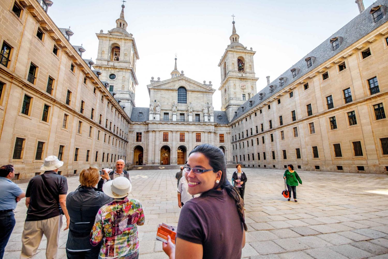 Toledo and El Escorial Full-Day Coach Tour