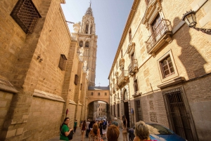 Toledo: Full-Day Guided Bus Tour from Madrid