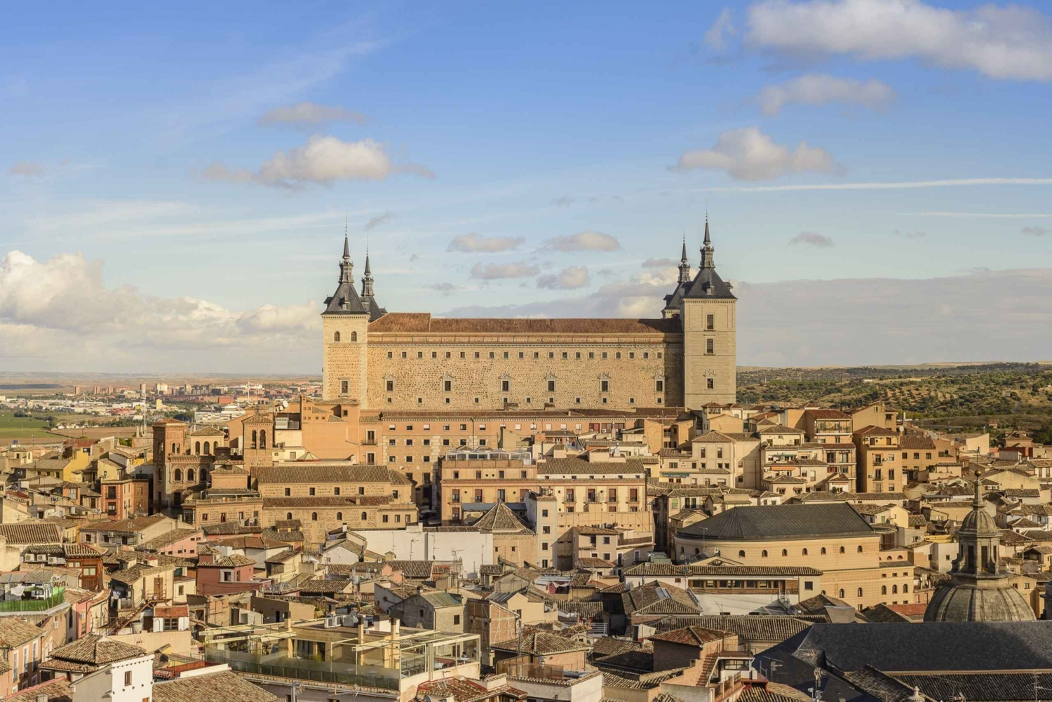Toledo: Full Day Guided Tour of 7 Monuments and Cathedral