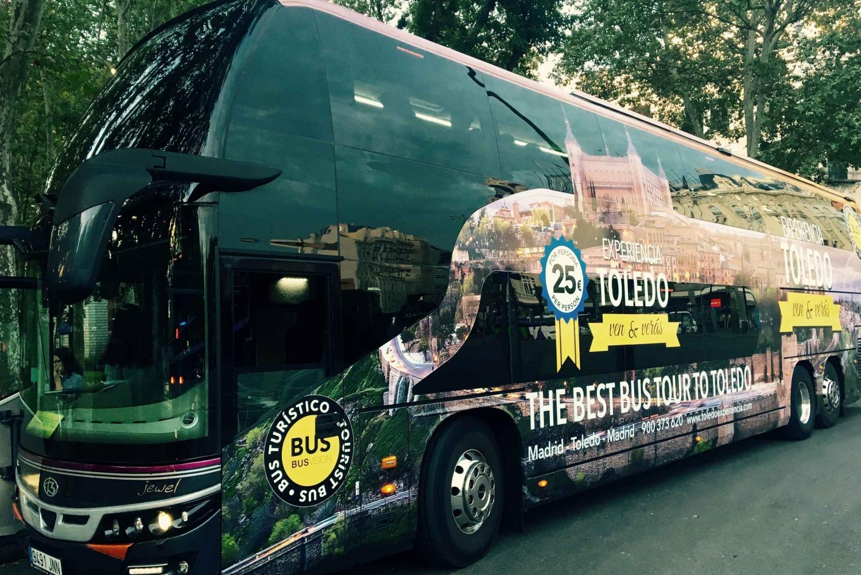 Toledo Full-Day Tour from Madrid
