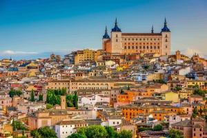 Toledo Full Day Tour with Free Madrid City Tour