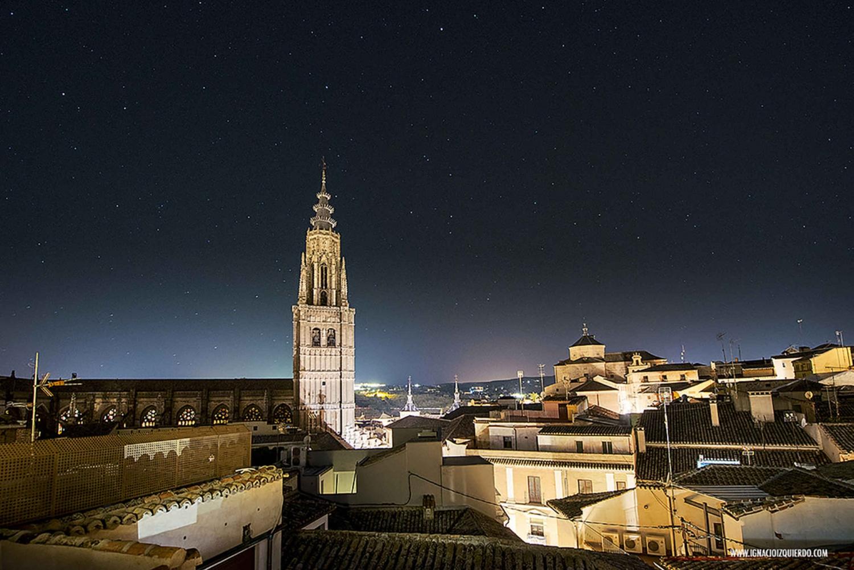 Toledo: Magical Night Walking Tour