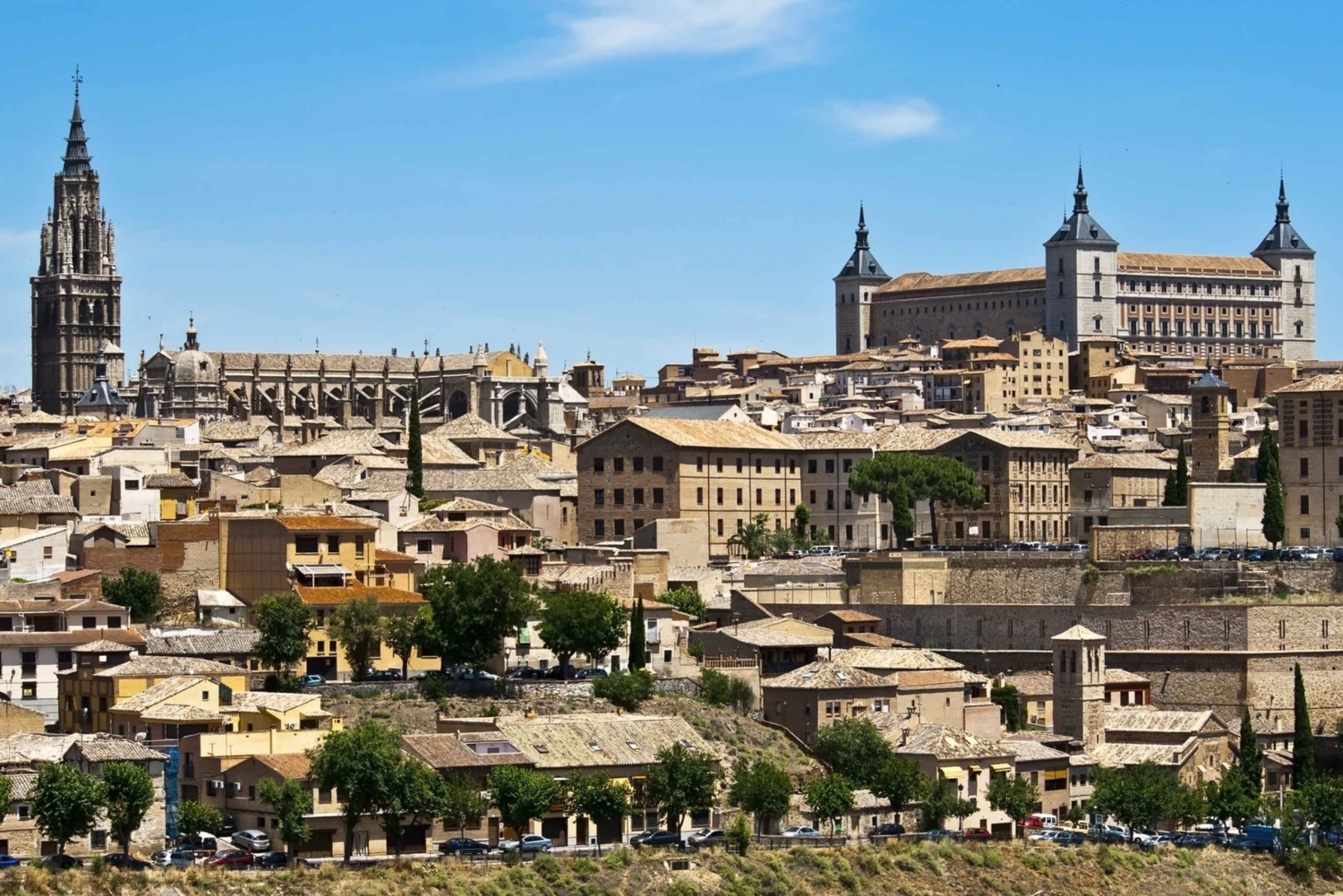 Toledo & Royal Site of Aranjuez: Guided Tour from Madrid