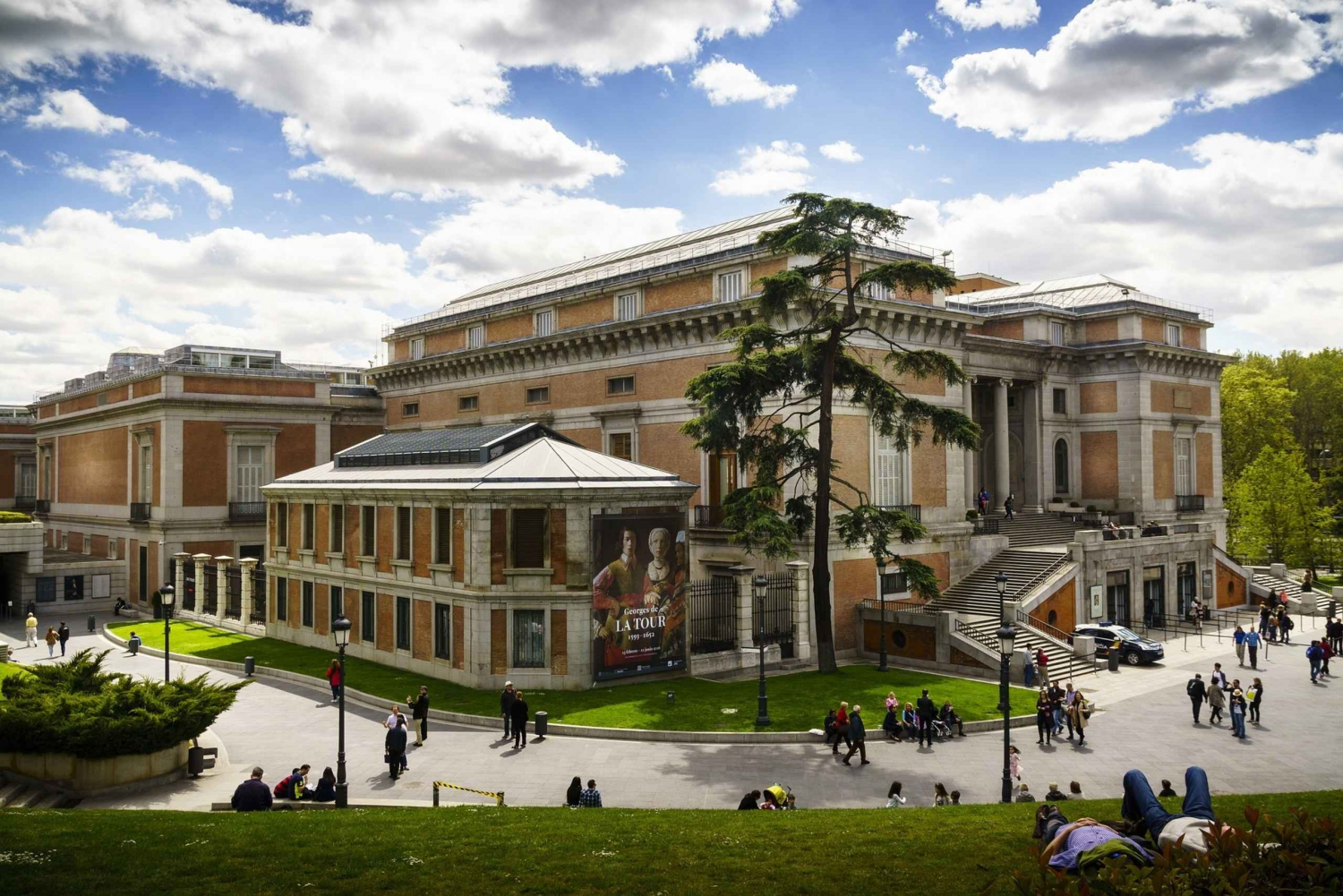 Tour Inside the Prado Museum with Skip-The-Line Tickets