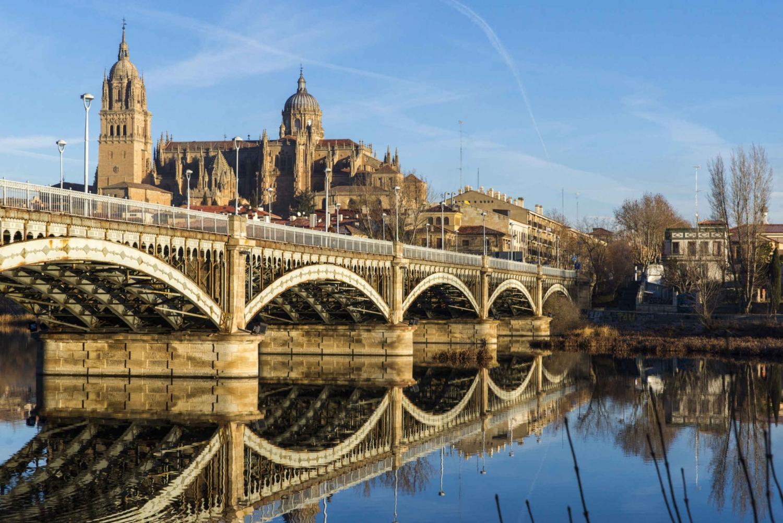 Tour of Avila & Salamanca