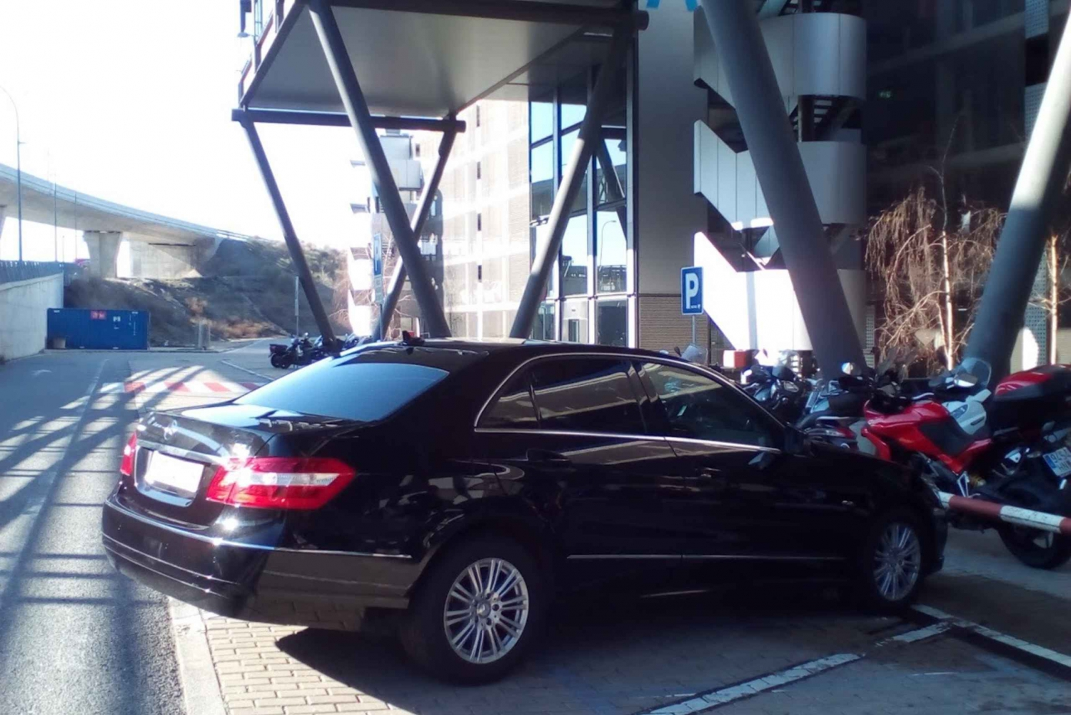 Transfer from/to Madrid Barajas Airport