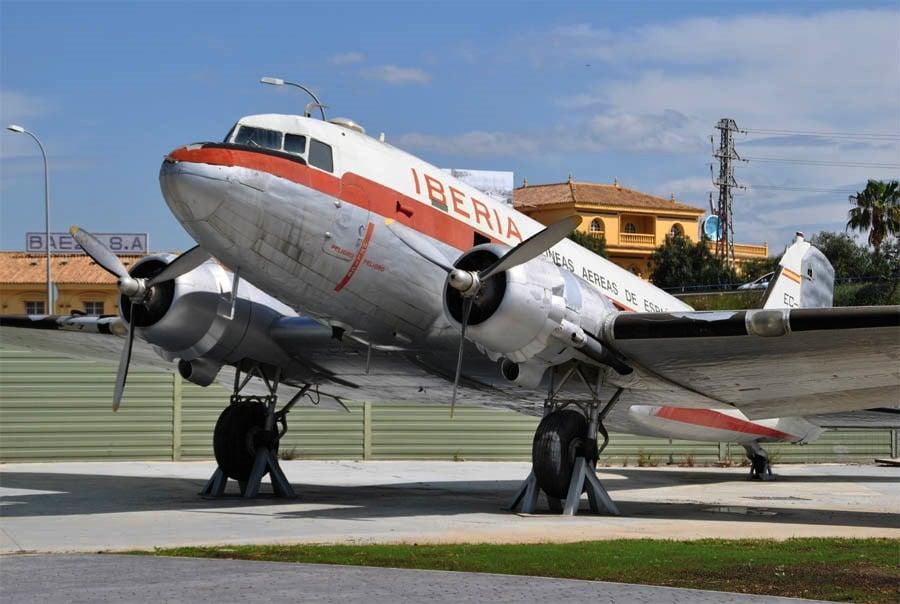 Aeronautical Museum of Malaga