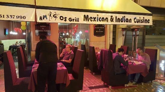 Amigos Grill Malaga Centro