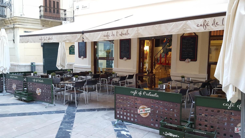 Cafe de l'Abuela