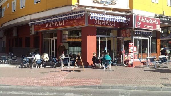 Cafeteria Restaurante Juandi