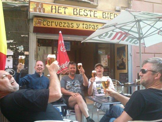 Cerveceria Belga Het Beste Biertje
