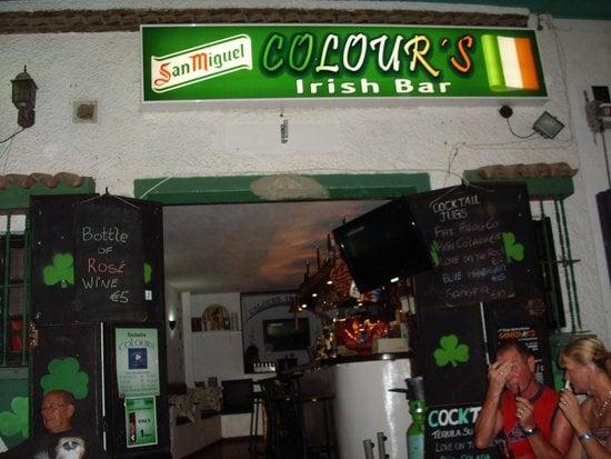 Colours Irish Bar