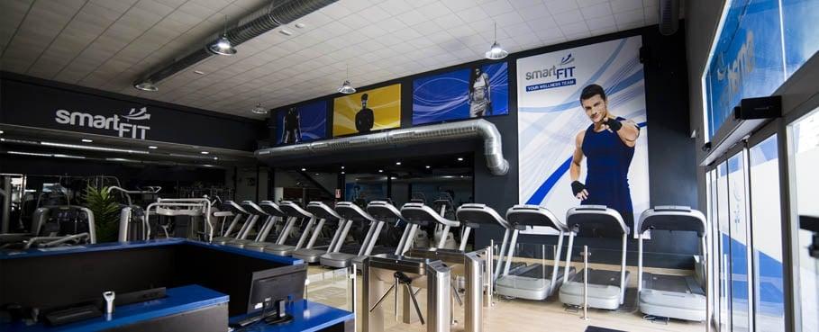 Gimnasio smartFIT Malaga