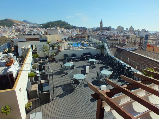 Top 5 Rooftop Bars in Malaga