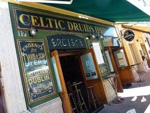 Celtic Druids Bar