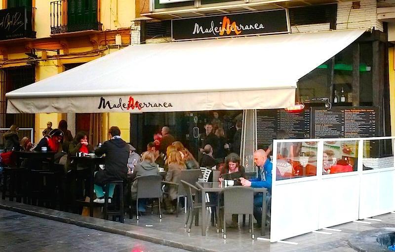 Madeinterranea Restaurant and Tapas